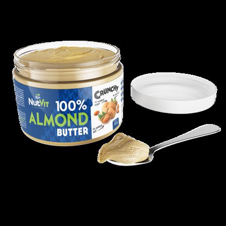 NutVit 100% Almond Butter 500 g