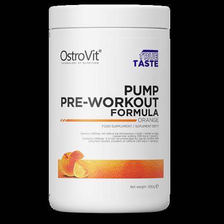 OstroVit PUMP Pre-Workout Formula 500 g NEW FORMULA