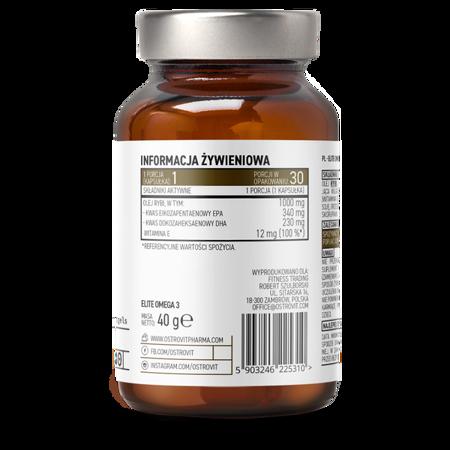 OstroVit Pharma Elite Omega 3 30 caps