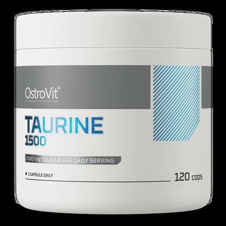 OstroVit Supreme Capsules Taurine 1500 mg 120 caps